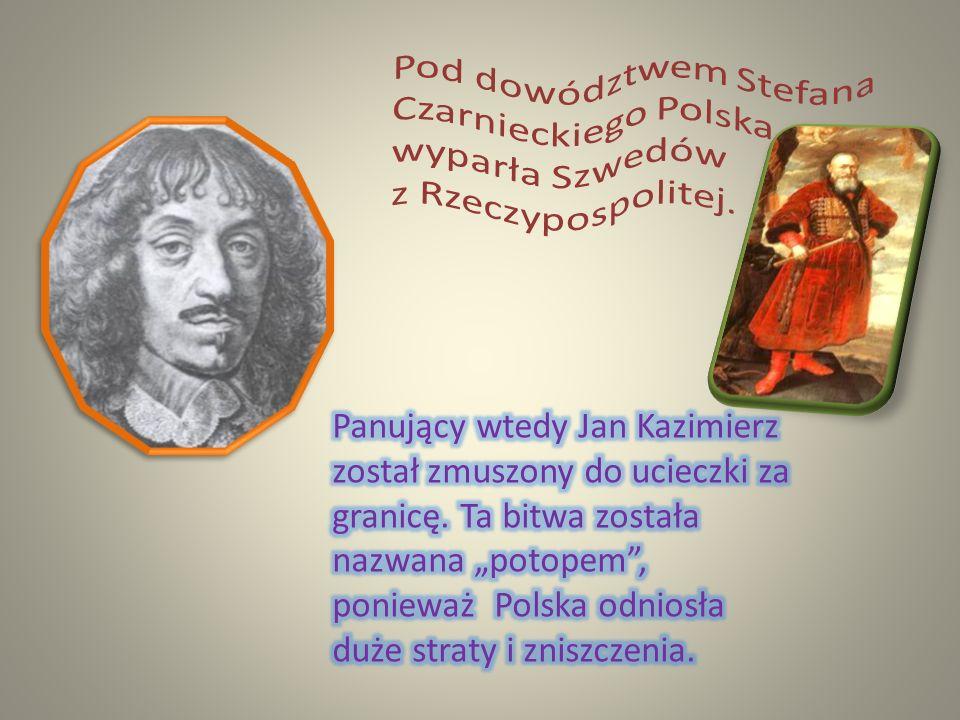 Bitwa pod Wiedniem Prowadzona w 1683r.za panowania Jana III Sobieskiego.