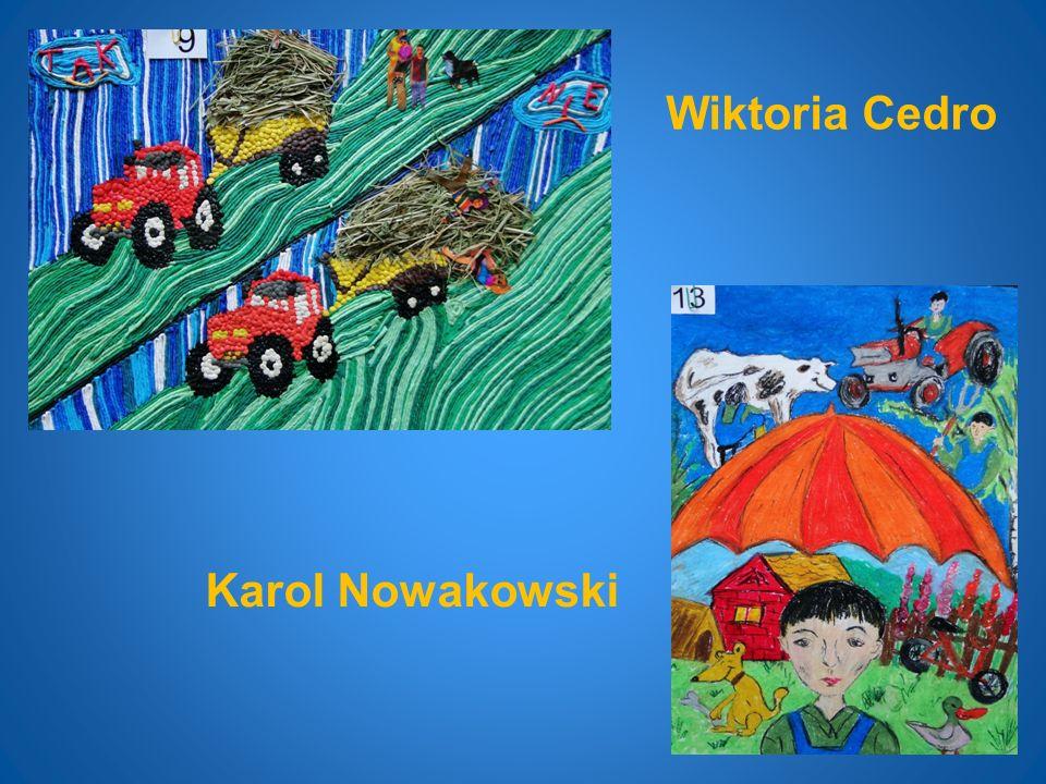 Wiktoria Cedro Karol Nowakowski