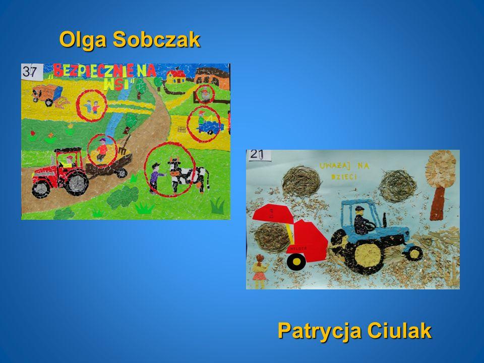Olga Sobczak Patrycja Ciulak