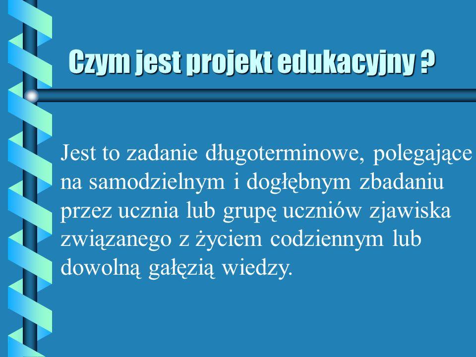 Metoda projektu w matematyce Opracowała: Magdalena Gdula-Kwolek