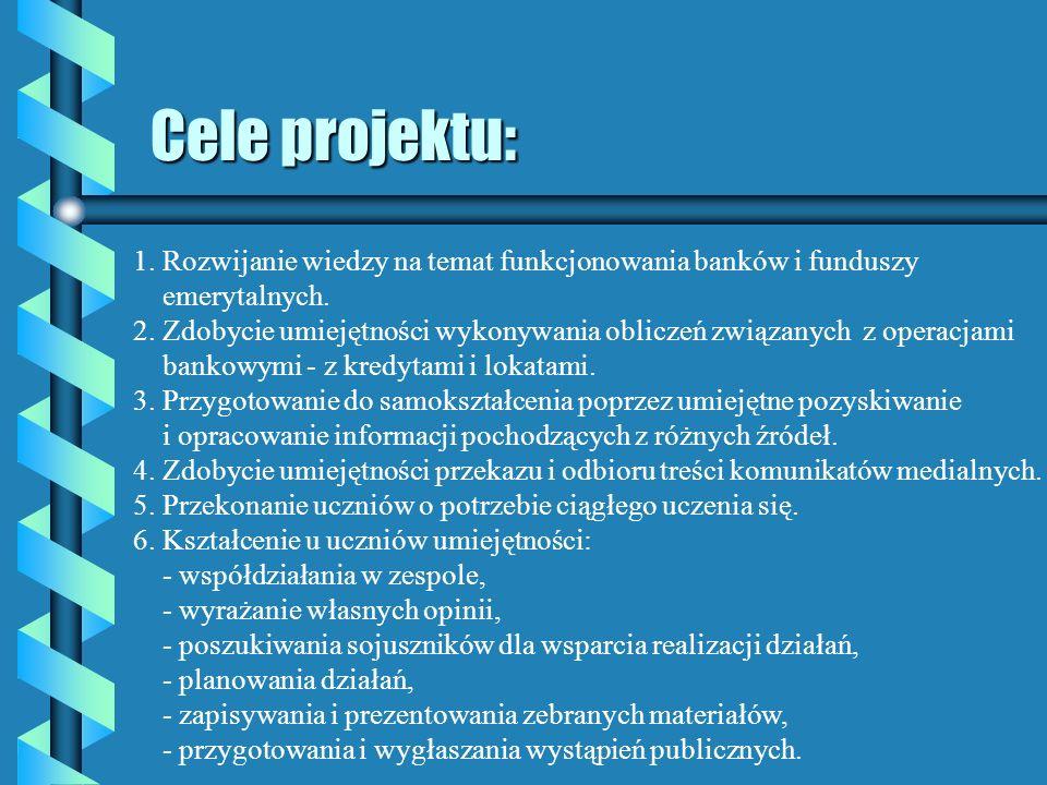 Zagadnienia b Lokaty b Oszczędzanie systematyczne b Kredyty krótkoterminowe ( konsumpcyjne) b Kredyty długoterminowe ( hipoteczne ) b 0% czyli ile kos