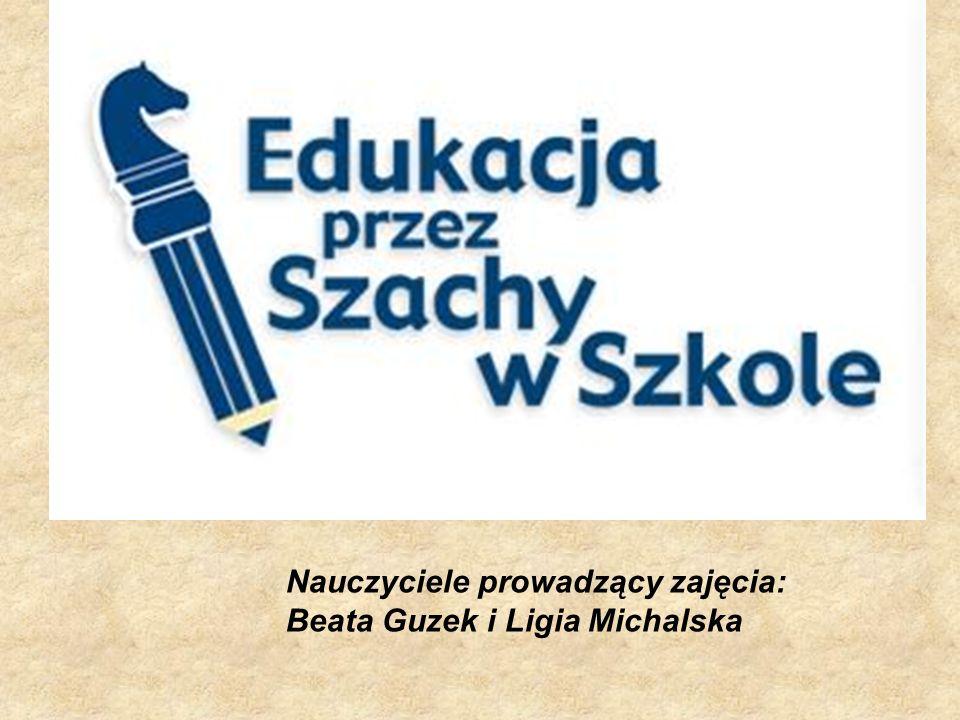 Nauczyciele prowadzący zajęcia: Beata Guzek i Ligia Michalska