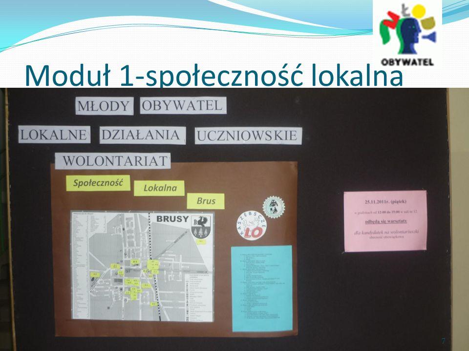 Moduł 1-społeczność lokalna 7