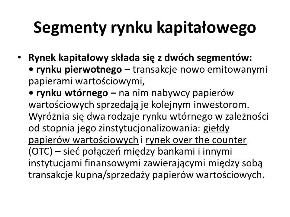 Rodzaje i ewolucja systemu finansowego Podstawowe typy systemów finansowych: – system kontynentalny, zwany europejskim lub niemiecko-japońskim (zorientowany bankowo), – system angloamerykański, zwany systemem anglosaskim (zorientowany rynkowo).