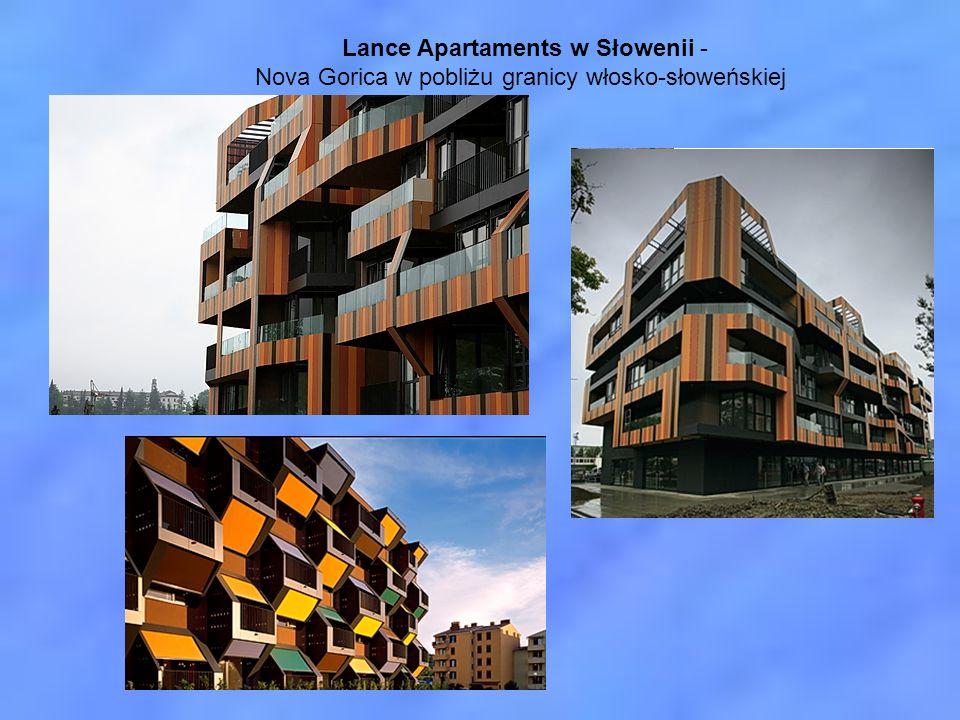 Lance Apartaments w Słowenii - Nova Gorica w pobliżu granicy włosko-słoweńskiej