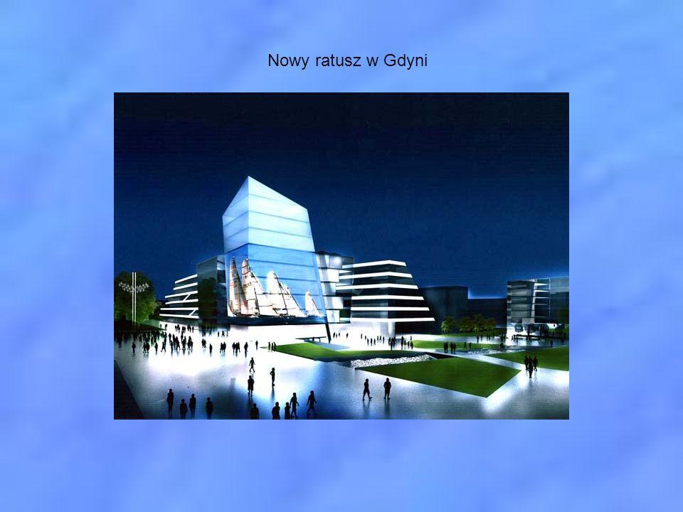 Nowy ratusz w Gdyni