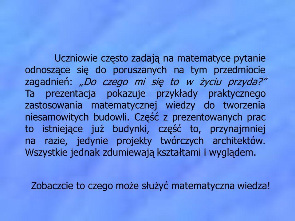 Future Systems w Czeskich Budziejowicach Projekt centrum koncertowo - kongresowego im.