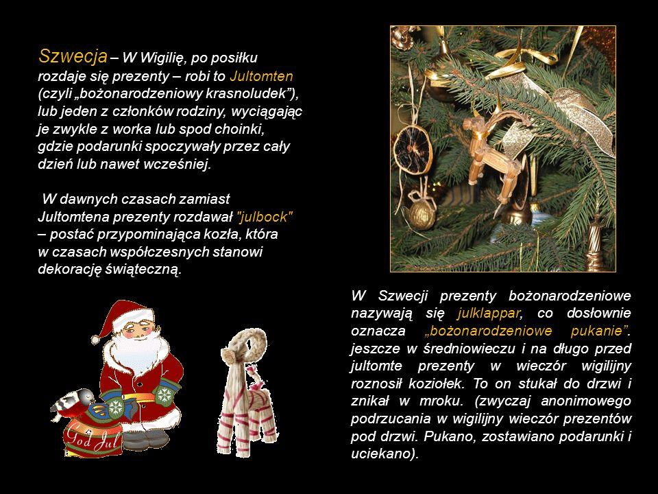 Kult św. Łucji wywodzi się z jej rodzinnych Włoch. Do Szwecji przybył z Niemiec. Święta Łucja, która nie chcąc porzucić swojej wiary, pozbawiła się oc