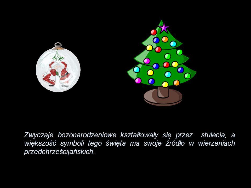 Korzenie Świąt Bożego Narodzenia sięgają czasów przedchrześcijańskich. Przed narodzinami Chrystusa, w okresie przesilenia zimowego, poganie obchodzili