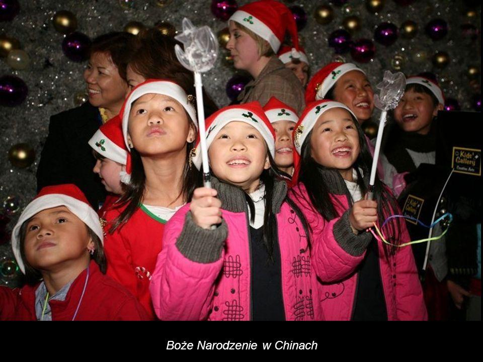 Shendan Laoren (Bożonarodzeniowy Starzec). Chiński Mikołaj