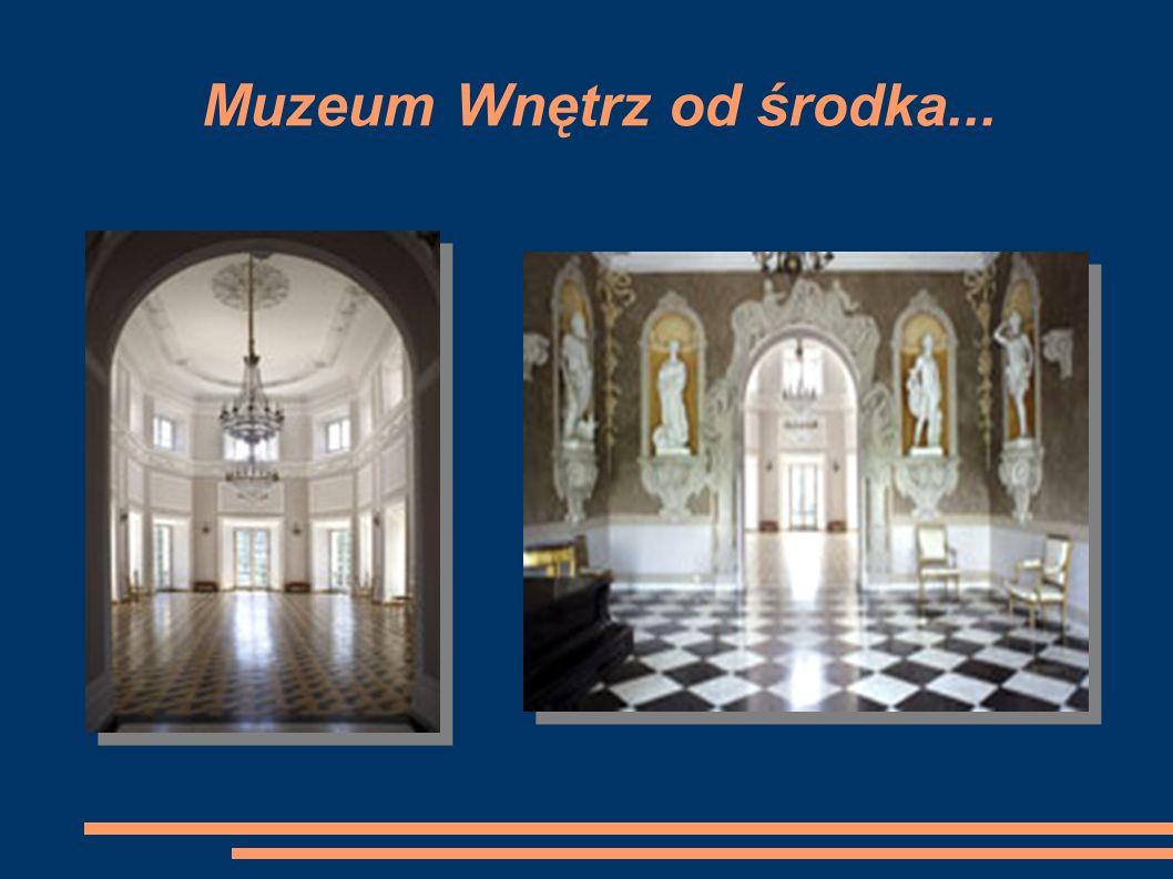 Muzeum Wnętrz od środka...