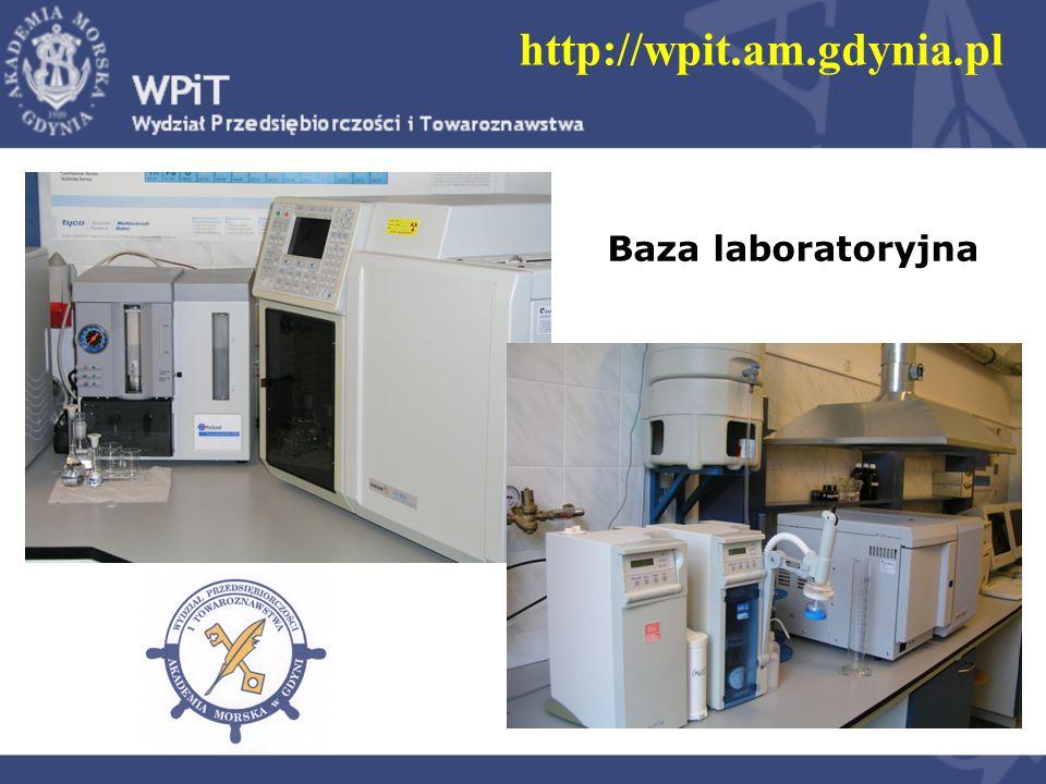 http://wpit.am.gdynia.pl Baza laboratoryjna