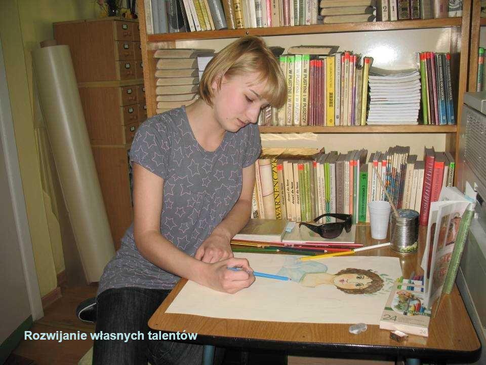5 Praca wyróżniona w konkursie Ekslibris biblioteki