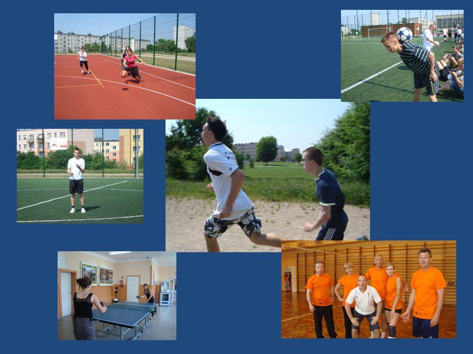 Współpraca z kieleckimi klubami sportowymi Udział młodzieży w meczach piłki ręcznej K.S.