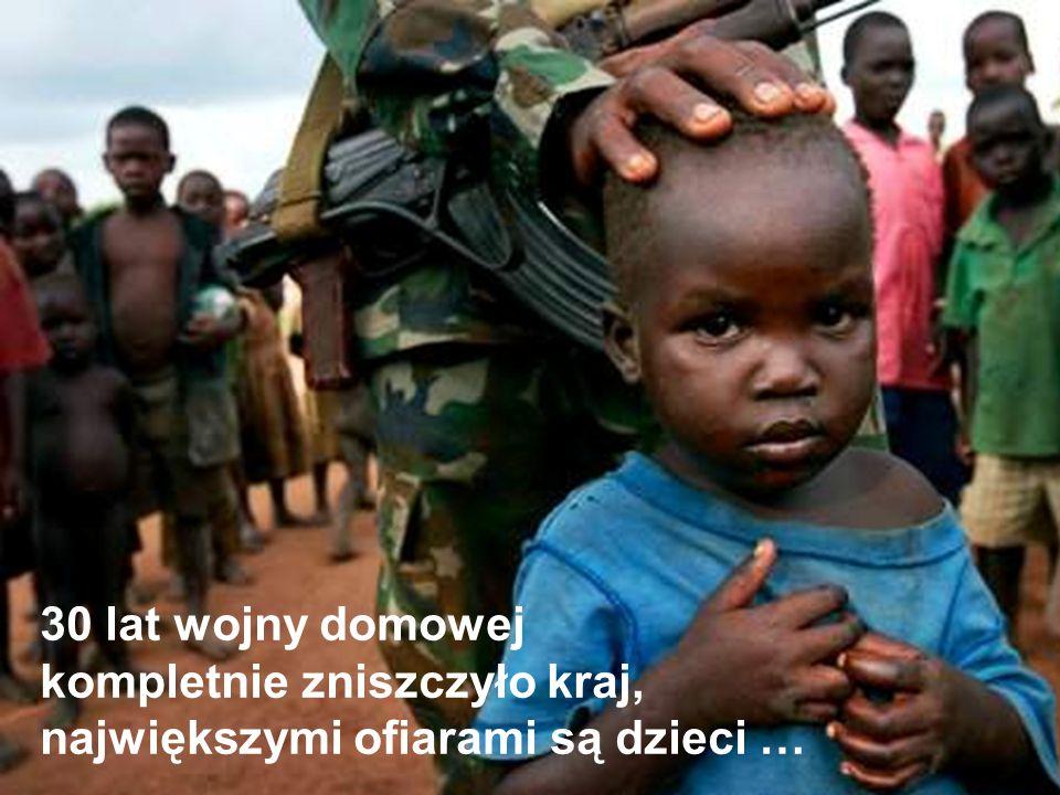 260 dzieci na 1000 nie dożywa 5 roku życia… w Polsce 6 na 1000 …