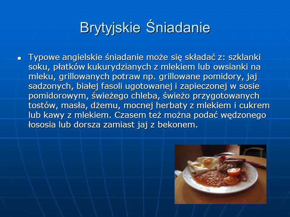 Niemieckie Śniadanie Śniadanie w Niemczech jada się między 6.00 i 9.00.