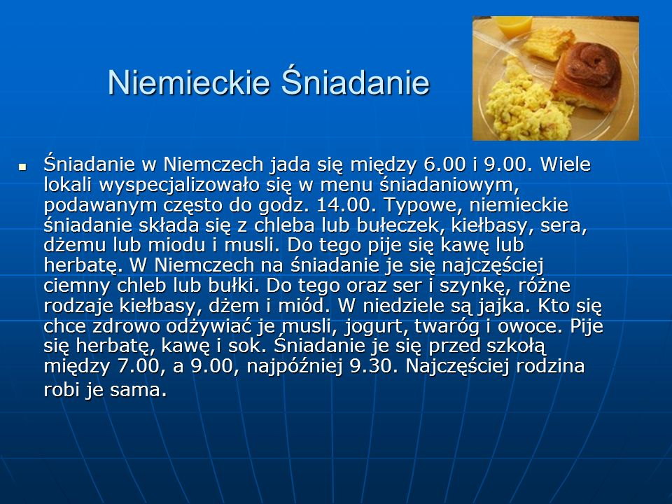 Polski Obiad Tradycyjnie składa się z dwóch dań - w Polsce zwykle z zupy oraz dania głównego.