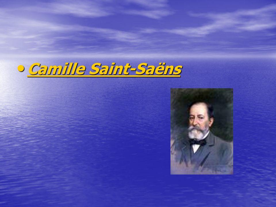 Camille Saint-Saëns Camille Saint-Saëns Camille Saint-Saëns Camille Saint-Saëns