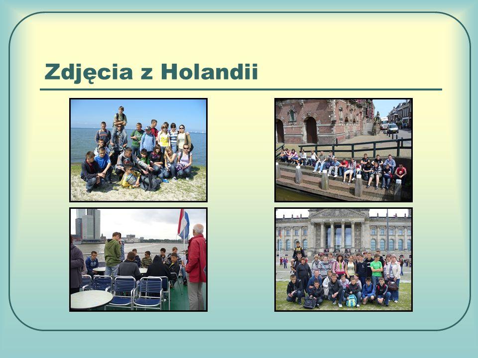 Zdjęcia z Holandii