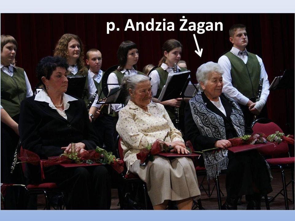 p. Andzia Żagan