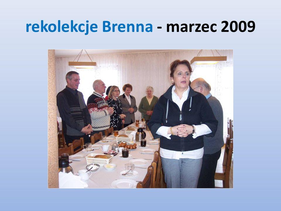 rekolekcje Brenna - marzec 2009