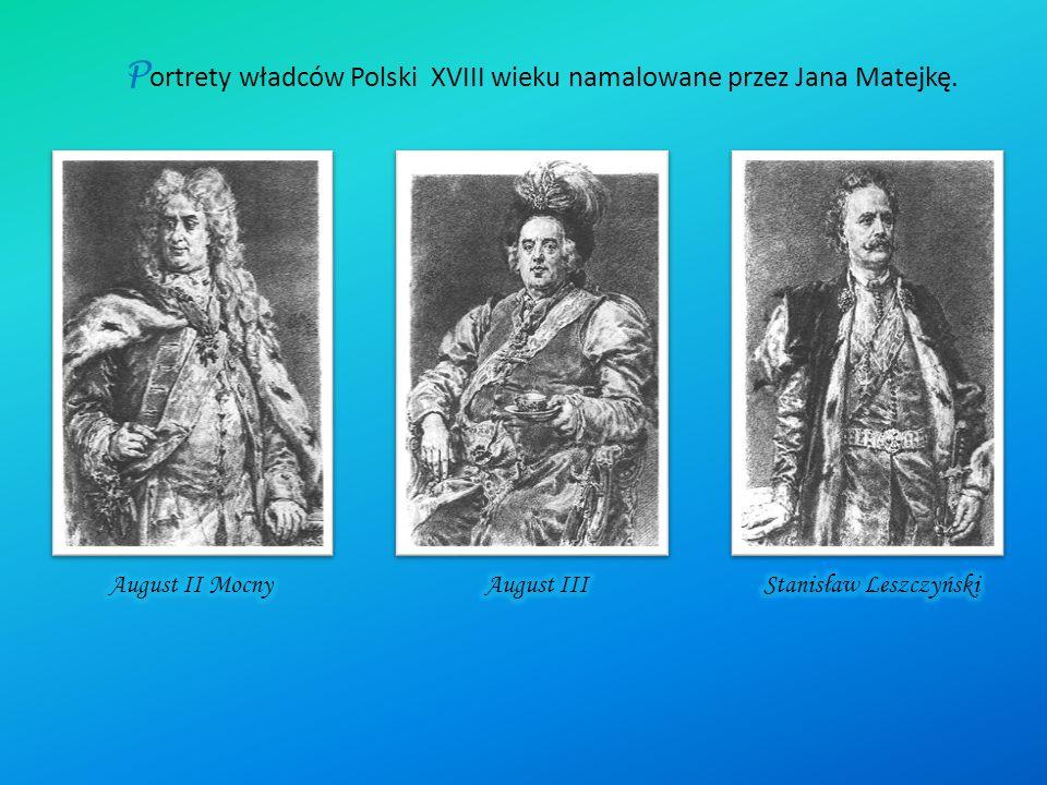 P olska czasów saskich Gdy na tronie polskim zasiadł August II Mocny, a następnie jego syn August III z dynastii Wettinów (władcy Saksonii) – Polska p