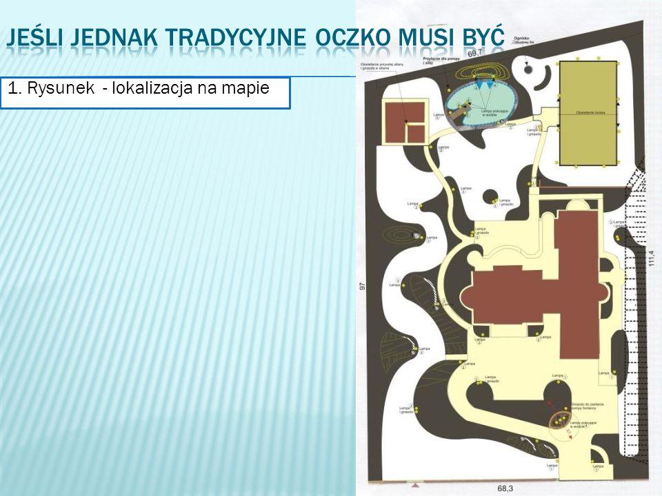 1. Rysunek - lokalizacja na mapie