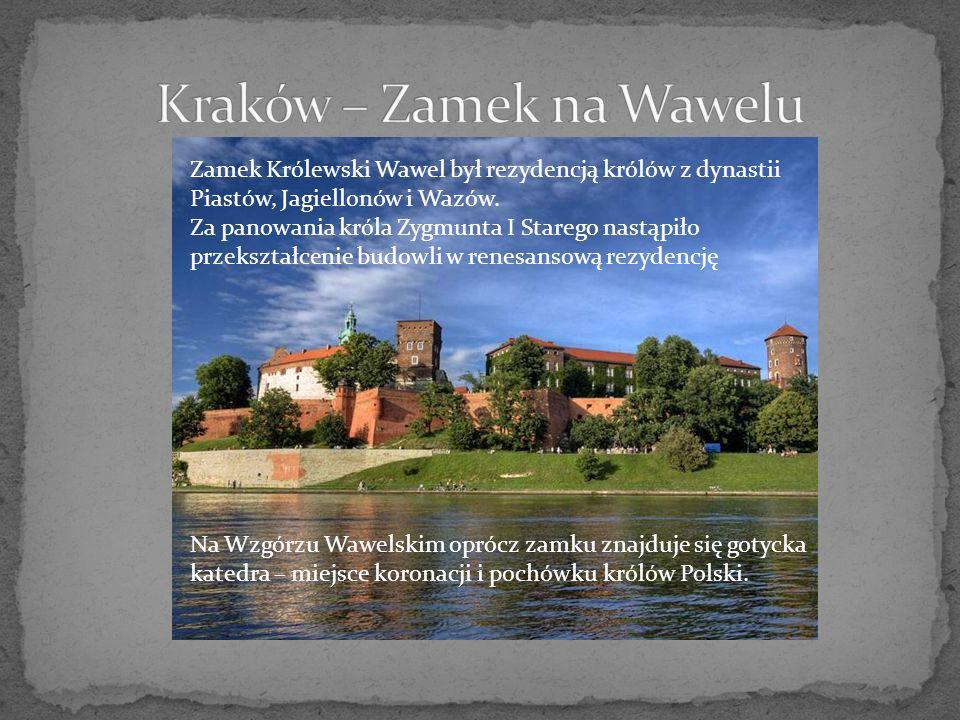 Znajduje się w Warszawie przy placu Zamkowym.