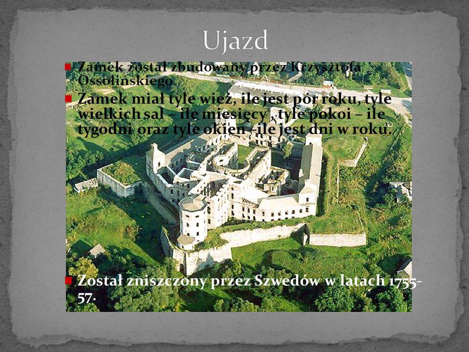 Jedna z najwspanialszych rezydencji magnackich w Polsce, siedziba Lubomirskich i Potockich.