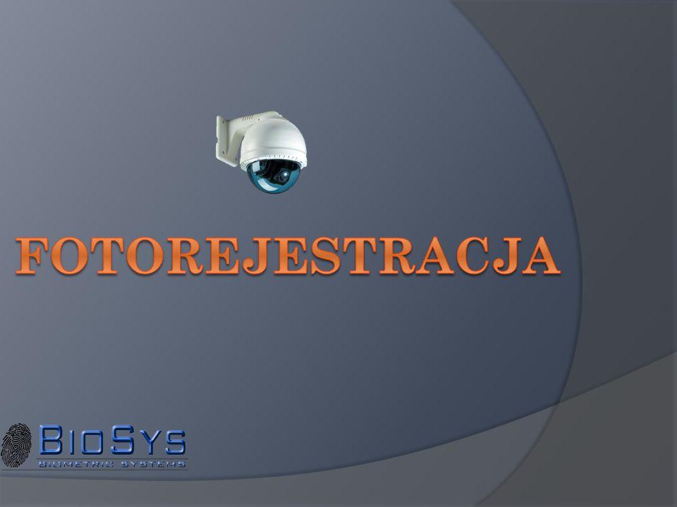 Główne cechy systemu Integracja z systemem RCP Przejrzysty moduł raportowania pozwalający wyświetlać zarejestrowane zdjęcia wraz z raportem czasu pracy Rejestracja zdjęć przed, w trakcie, i po zbliżeniu karty Rejestracja materiału w przypadku wykrycia ruchu w polu widzenia kamery (również bez odbicia karty) Wygodny sposób porównania zarejestrowanych zdjęć ze zdjęciem wzorcowym (z akt pracownika) Współpraca z kamerami IP