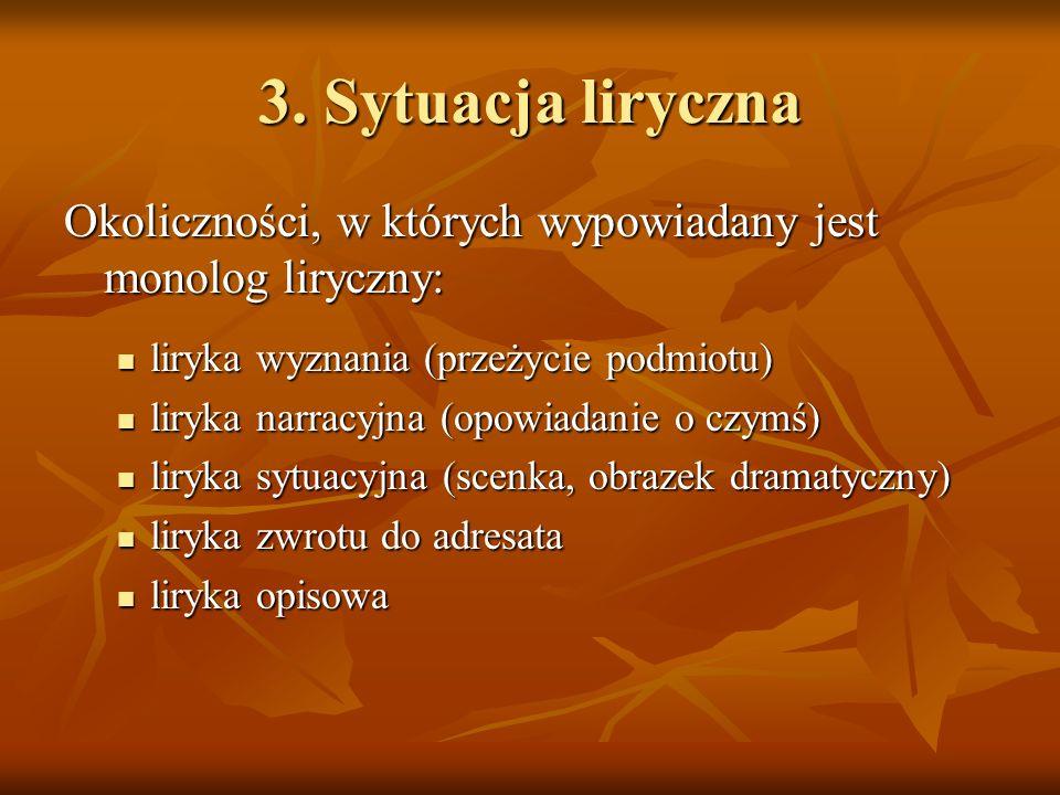 7.Dominanta stylistyczna lub kompozycyjna (łac.