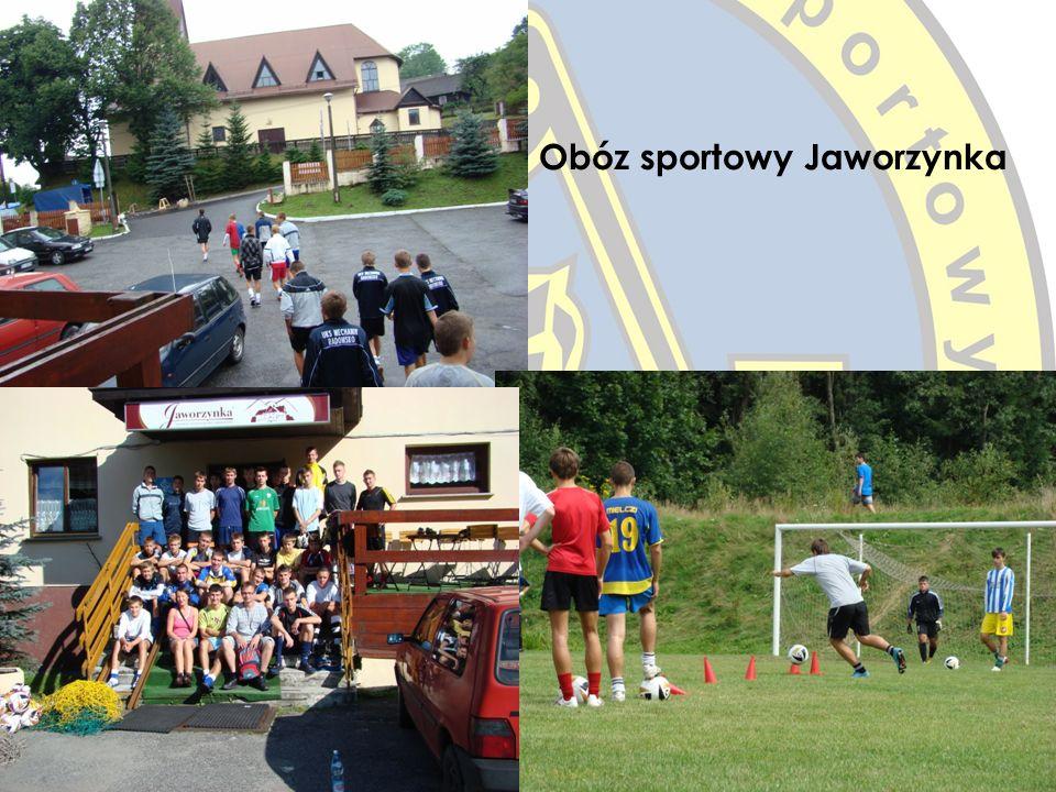 Obóz sportowy Jaworzynka