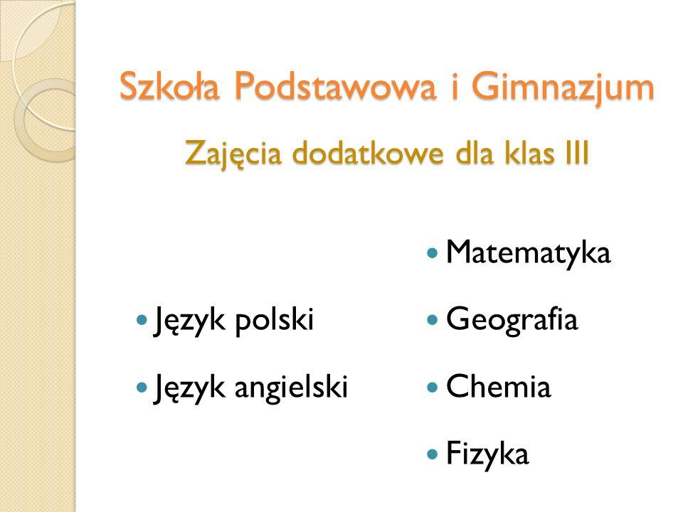 Szkoła Podstawowa i Gimnazjum Koło teatralno – recytatorskie z udziałem młodych aktorów (nawiązanie współpracy z Teatrem w Elblągu)