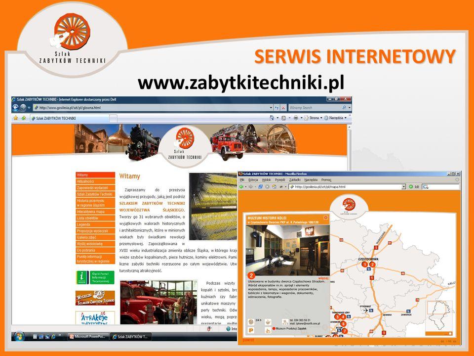 SERWIS INTERNETOWY www.zabytkitechniki.pl