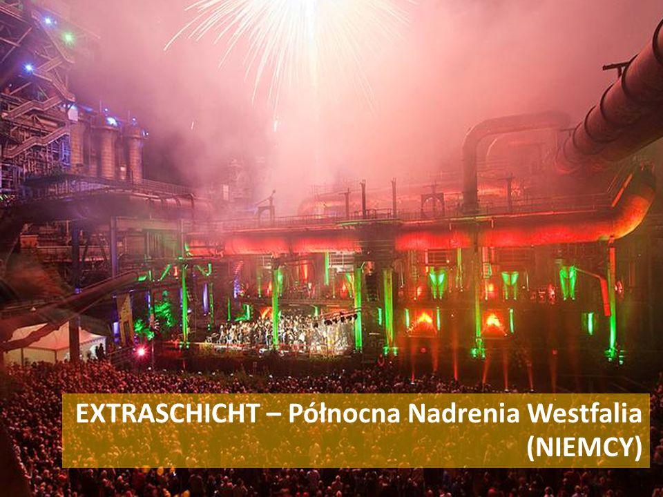 EXTRASCHICHT – Północna Nadrenia Westfalia (NIEMCY)