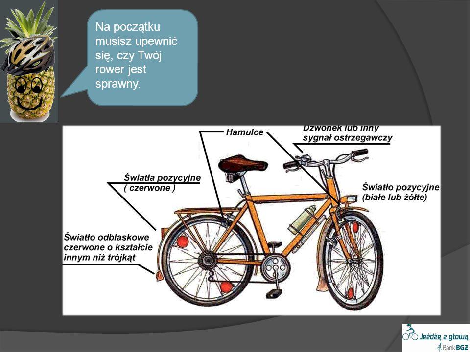 Czy wiesz w co powinien się ubrać rowerzysta? KASK KAMIZELKĘ ODBLASKOWĄ i WYGODNE BUTY