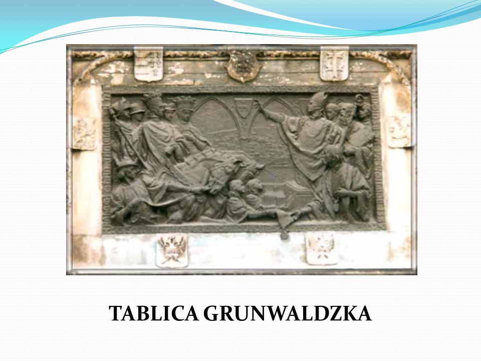 TABLICA GRUNWALDZKA