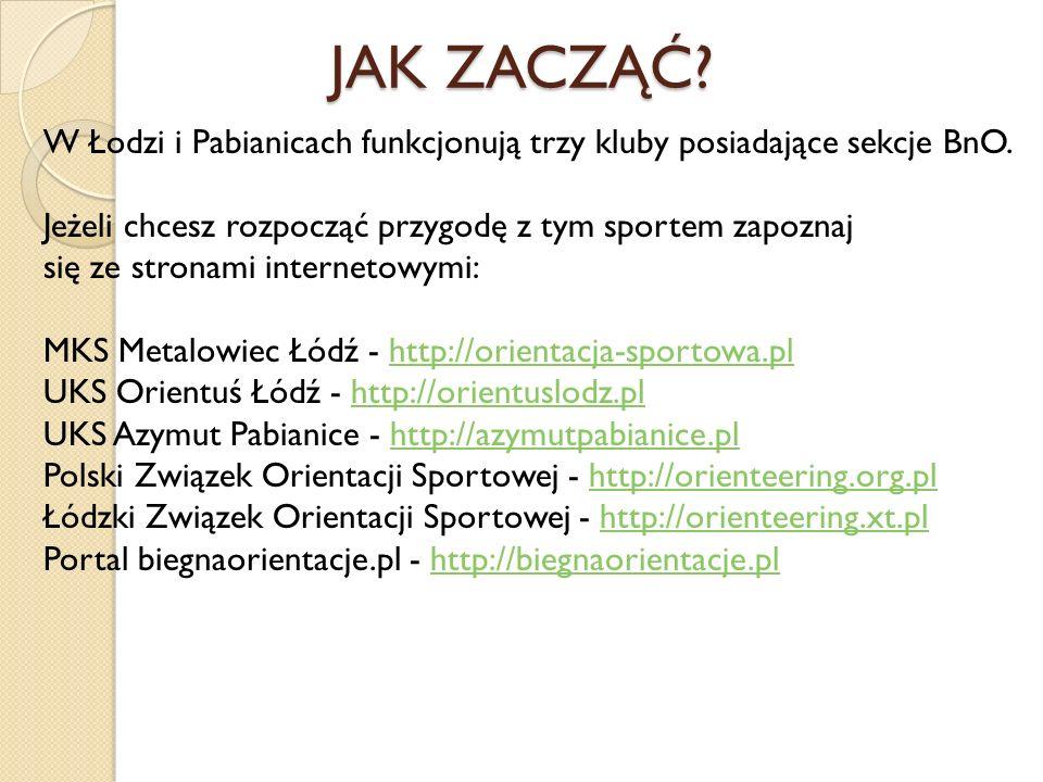 JAK ZACZĄĆ? W Łodzi i Pabianicach funkcjonują trzy kluby posiadające sekcje BnO. Jeżeli chcesz rozpocząć przygodę z tym sportem zapoznaj się ze strona