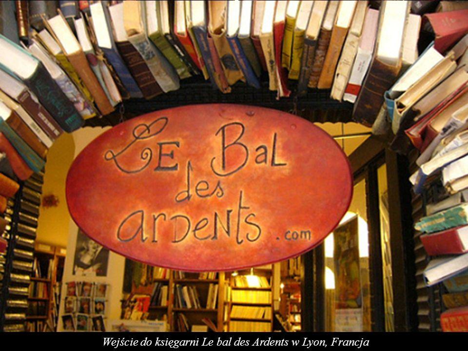 Księgarnia El Ateneo w Buenos Aires - Argentyna