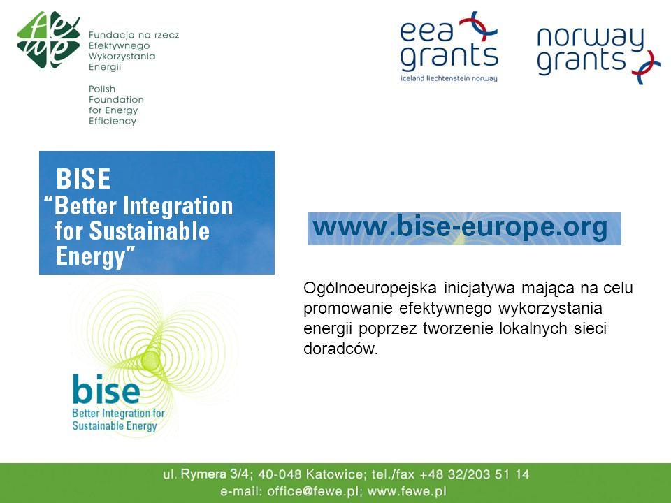 Ogólnoeuropejska inicjatywa mająca na celu promowanie efektywnego wykorzystania energii poprzez tworzenie lokalnych sieci doradców.