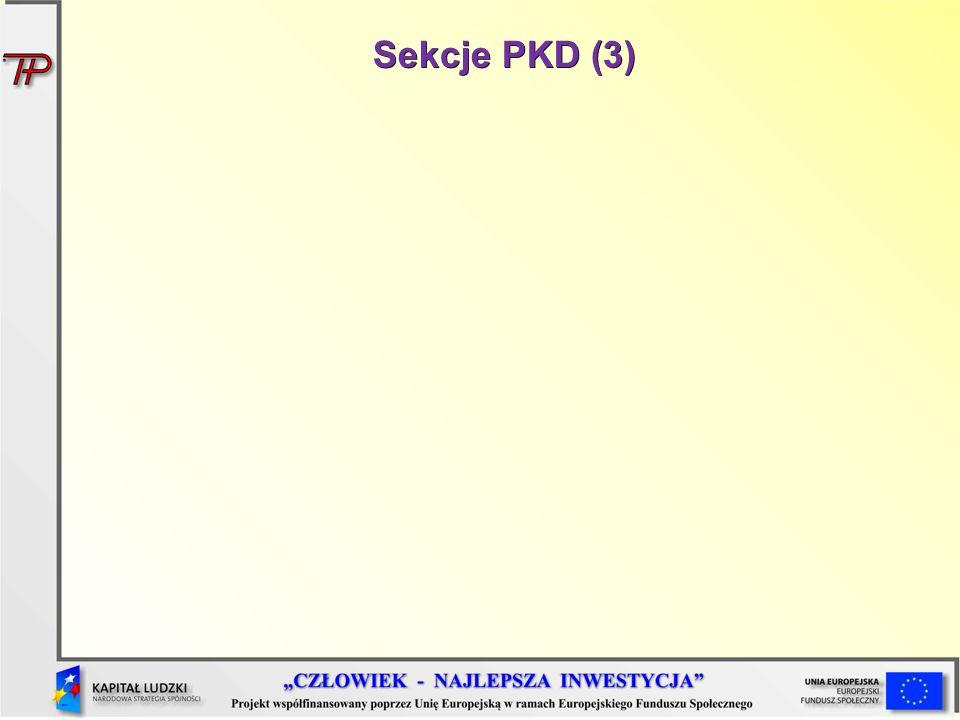 Sekcje PKD (3)