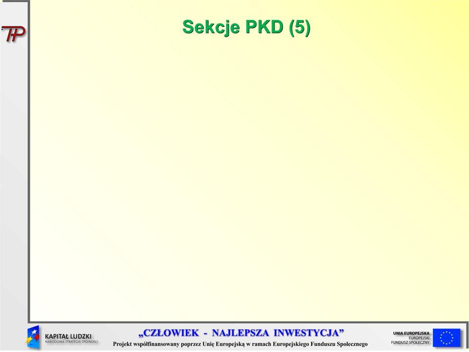 Sekcje PKD (5)