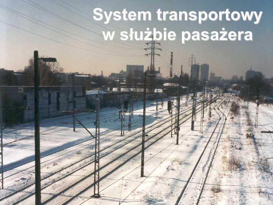 System transportowy w służbie pasażera