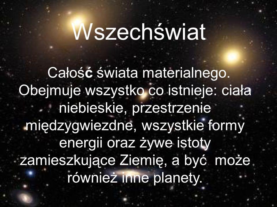 Czym jest kosmologia.Jest to dziedzina astronomii.