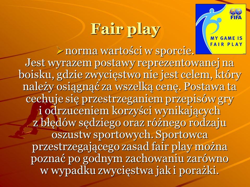 Kibice nazywani są np.: w koszykówce 6 zawodnikiem, natomiast w piłce nożnej 12, tzn.