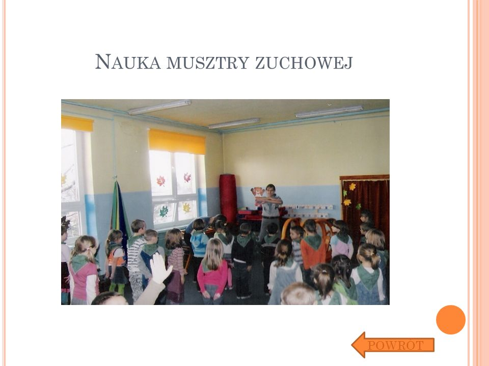 W IELKA O RKIESTRA Ś WIĄTECZNEJ P OMOCY Kółko Zuchowe uczestniczyło w akcji Wielkiej Orkiestry Świątecznej Pomocy.