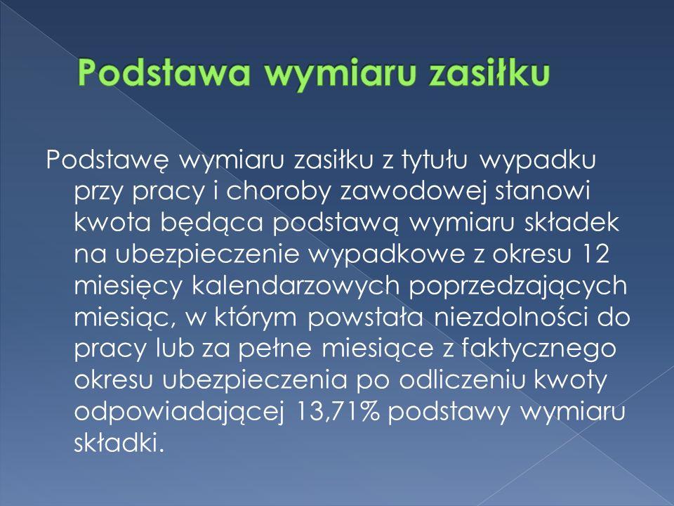 Dowodem do podjęcia wypłaty świadczenia jest zaświadczenie lekarskie wystawione na druku ZUS ZLA oraz zaświadczenie płatnika składek wystawione na druku ZUS Z-3 dla ubezpieczonych będących pracownikami lub na druku ZUS Z-3b dla ubezpieczonych prowadzących działalność gospodarczą i z nimi współpracujących oraz ZUS Z-3a dla nie będących pracownikami pozostałych ubezpieczonych.