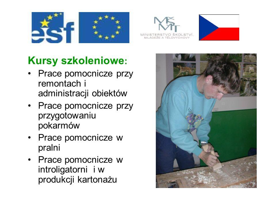 Kursy szkoleniowe: Prace pomocnicze w ogrodzie warzywnym i owocowym Prace pomocnicze przy produkcji brykiet papierowych Prace pomocnicze przy demontażu ekologicznym