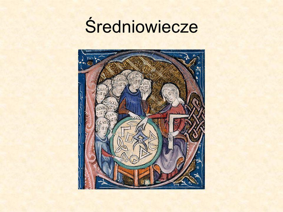 Pierwsze szkoły na terenie ziem polskich powstały w średniowieczu.