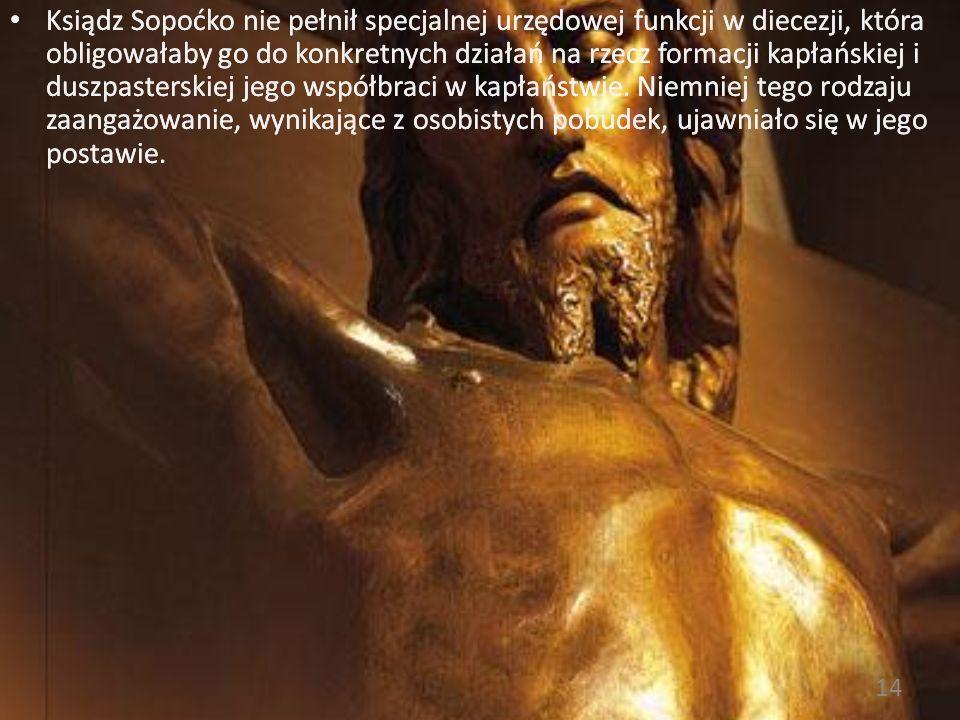 Droga świętości Ks. Michała Sopoćki (cz. VIII) Praca formacyjna wśród księży i nad własnym rozwojem duchowym w okresie wileńskim 13